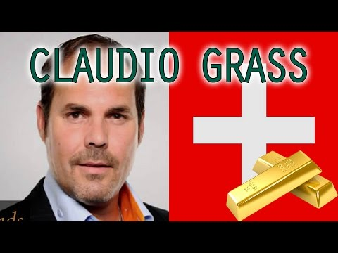 The Swiss Solution for Precious Metals Investors - Claudio Grass Interview