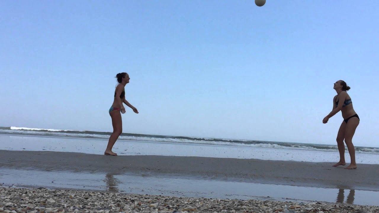 Download Halle Hughes beach volleyball