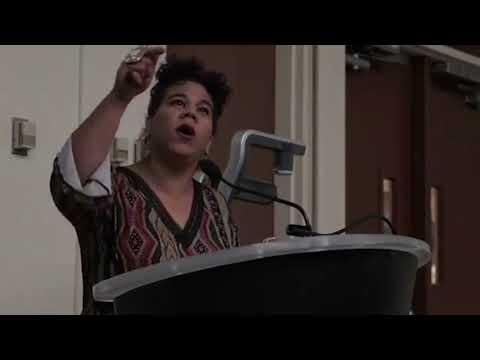 People Don't Want To Center Racial Justice - Rosa Clemente