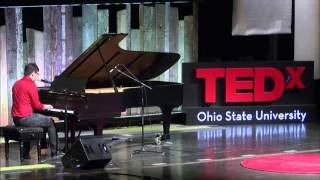 Beatboxing, Piano and Identity: What's Your Melody? | Jonathon Sun | TEDxOhioStateUniversity