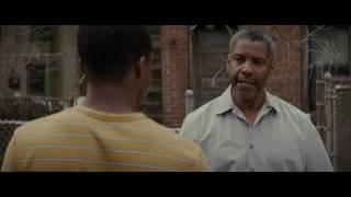 Discussion entre père et fils - (aimer ta petite gueule ne faisait pas parti du marché)