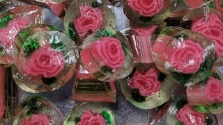 #59 Relax and watch the Making of Crystal Rose Candies at Lofty Pursuit.