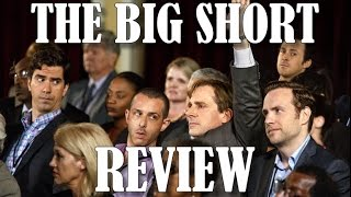 The Big Short (2015) A Moviesucktastic Review