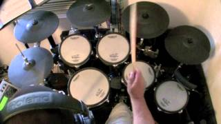 Money For Nothing - Dire Straits (Drum Cover) drumless track used