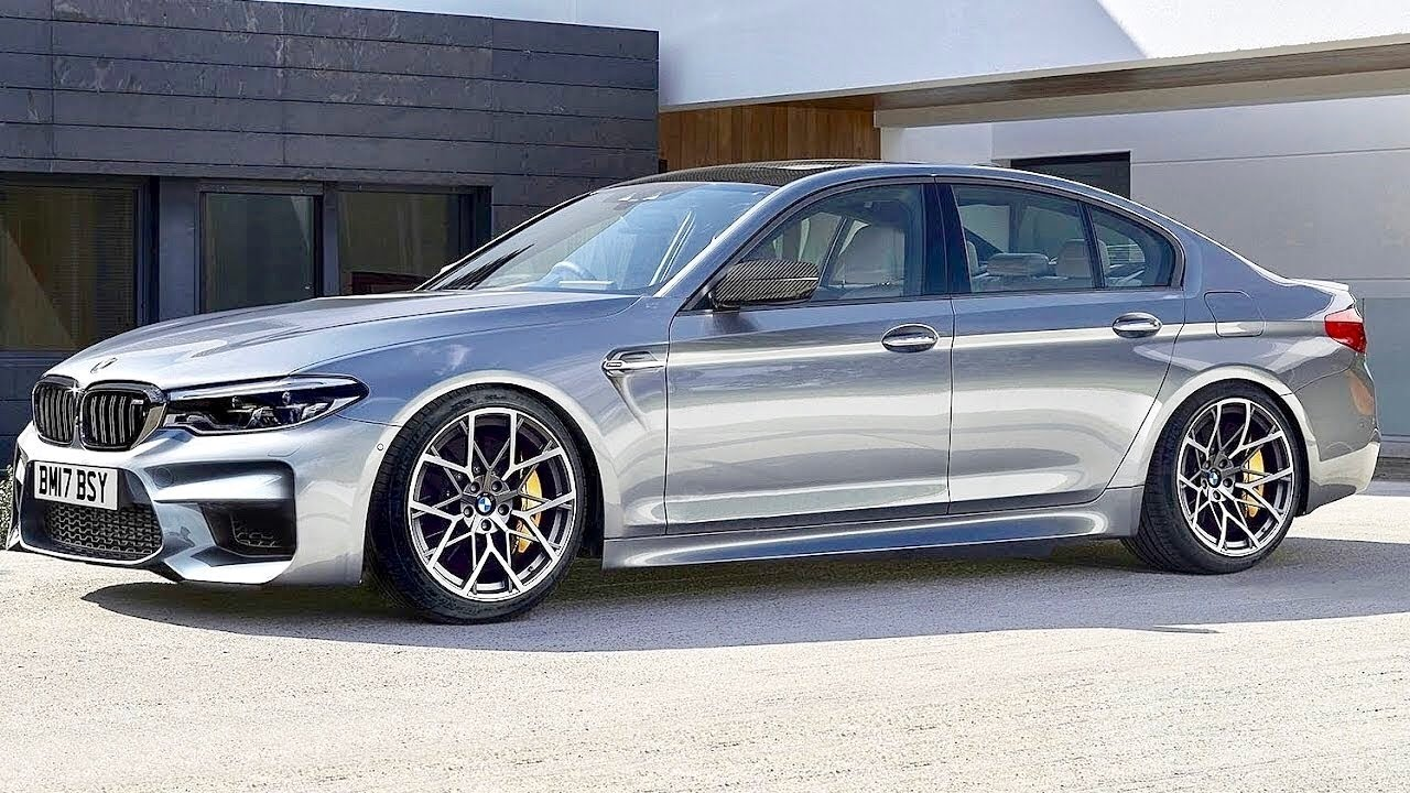 2017 Bmw M550i Xdrive Full In Depth Review