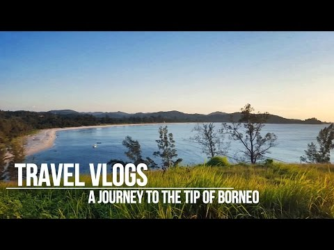 TRAVEL VLOGS: TIP OF BORNEO (SABAH)