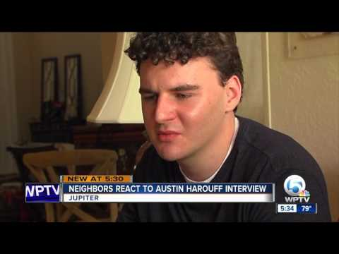 Neighbors upset over Austin Harrouff interview with Dr. Phil