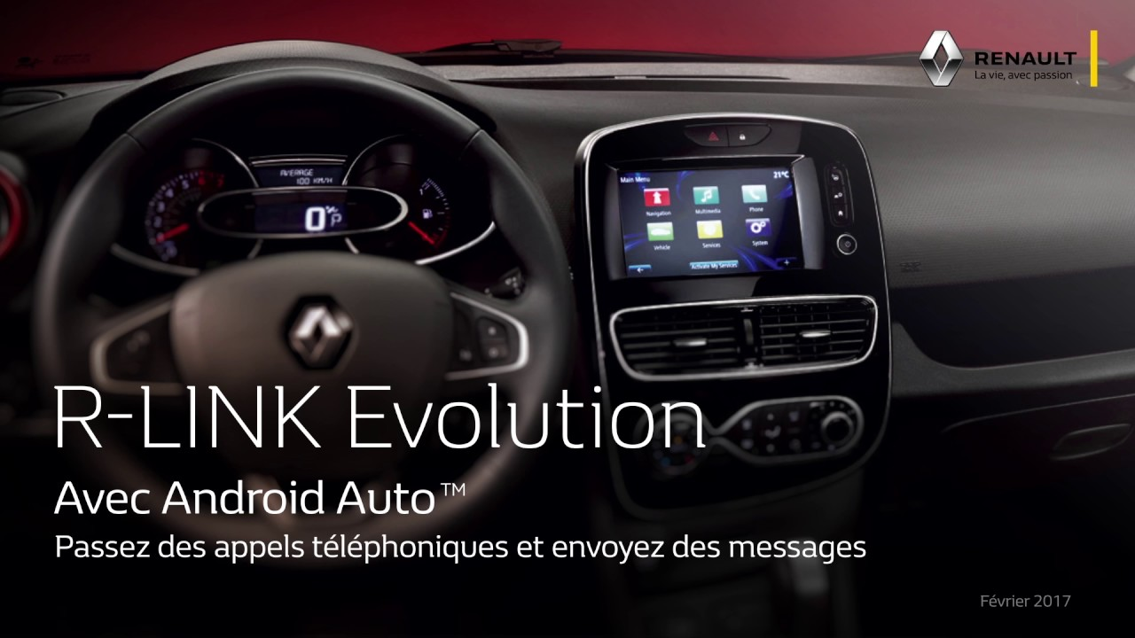 r link evolution android auto fra youtube. Black Bedroom Furniture Sets. Home Design Ideas