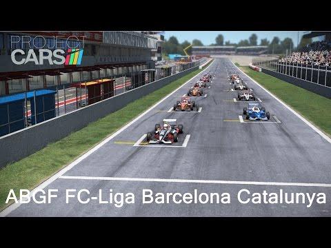 [pCARS] Abgefahren FC Liga Barcelona GP | EFR [G27] [PC]