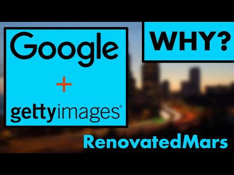 Why does Google care about Getty Images?