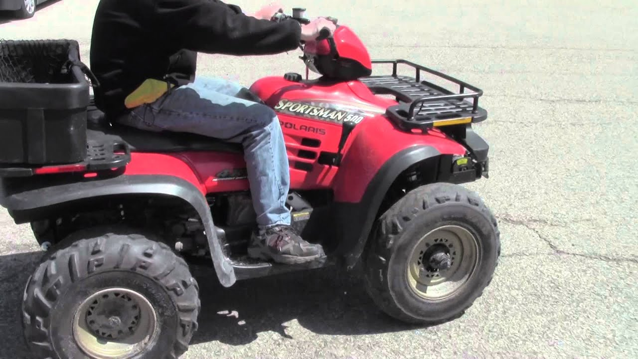 2000 polaris sportsman 500 4x4 part out youtube. Black Bedroom Furniture Sets. Home Design Ideas
