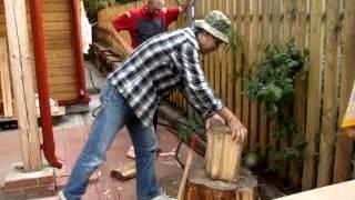 Любишь ходить в баню, учись рубить дрова(, 2014-07-14T09:40:14.000Z)