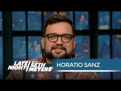 Horatio Sanz's Uncanny GOP Candidate Impressions  Late Night with Seth Meyers