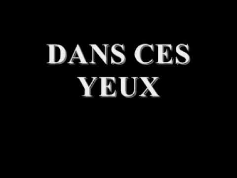 ANA2S - DANS CES YEUX.wmv