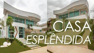 Arquitetura CASAS &amp Curvas - Casa Esplendida