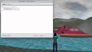 EZScript for Open Wonderland