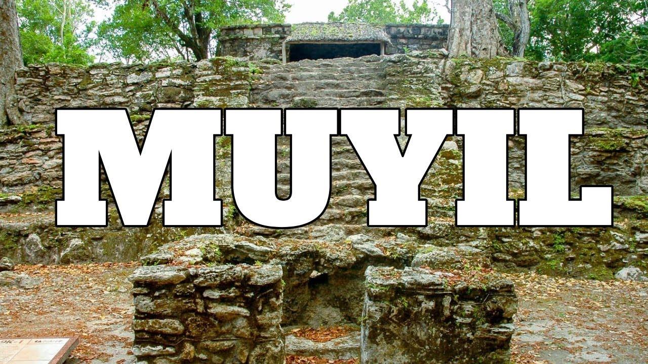 Buscando los Tesoros de TULUM y la Zona Arqueologica de MUYIL