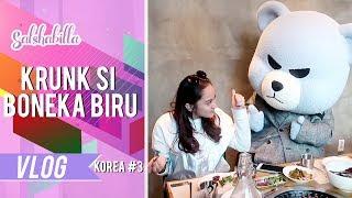 Video KRUNK SI BONEKA BIRU!! (KOREA PART III) download MP3, 3GP, MP4, WEBM, AVI, FLV Desember 2017