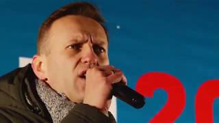 Навальный в Нижнем