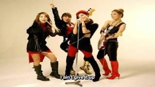 [Rom & Eng] Brown Eyed Girls - Bad Girl (Little Mom Scandal OST)