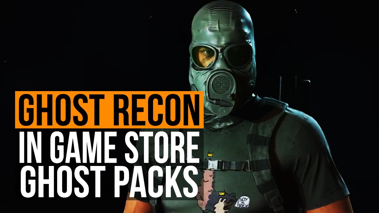 recon packs