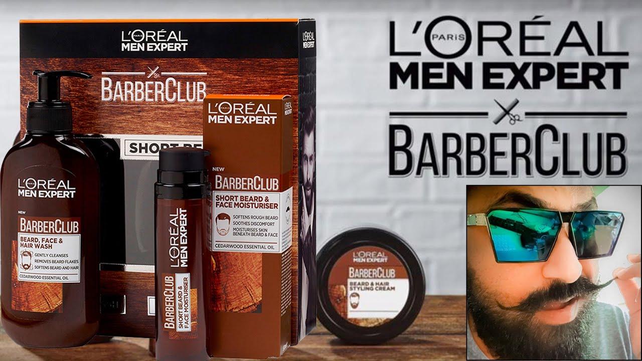 HOW TO TRIM BEARD | L'OREAL MEN EXPERT | BEARD WASH ...