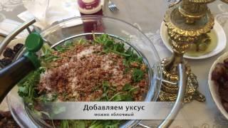 Китайский салат из картошки