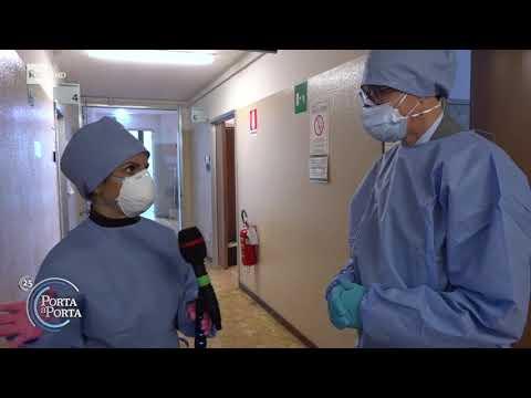 """Monitoraggio territoriale dei """"pazienti Covid"""" – Porta a porta 12/11/2020"""