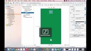 iOS Objective C Game with Swipe Gesture: Part 1