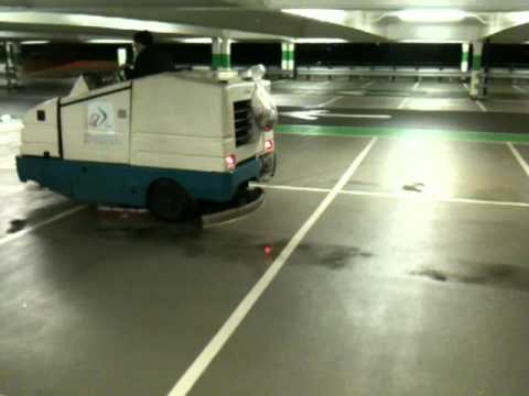 Car Park Cleaning
