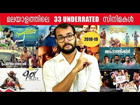 33 UNDERRATED Malayalam Movies 2010-19 | ഇതില് ഏതൊക്കെ സിനിമകൾ നിങ്ങൾ കണ്ടിട്ടുണ്ട്? #MonsoonMedia
