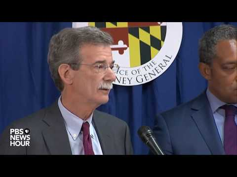D.C., Maryland attorneys general discuss lawsuit against Trump