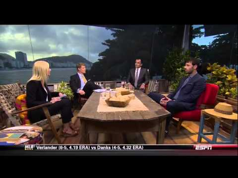 ESPN 2014 World Cup Preview Show