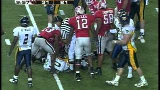 2006 Sugar Bowl - #11 WVU vs # 7 Georgia