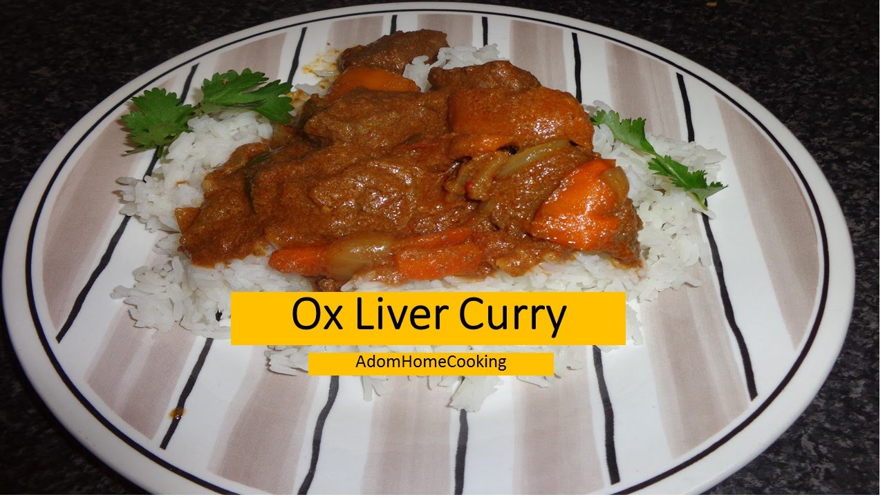 how to cook ox liver stew