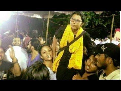 United Left candidate Geeta Kumari sweeps JNUSU polls
