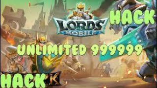 Lords Mobile Unlimited Mod Apk