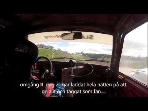 Nyköping 2 dagars folkrace incar med muggen 2016 06 04-05