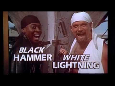 Black Hammer, White Lightning