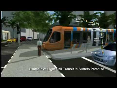 Surfers Paradise 3d imagery - Gold Coast Rapid Transit TAC avi.avi