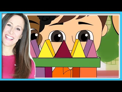 Textures Children's Song | Five Senses Song for children | Patty Shukla