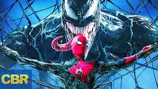 Venom Will Try To Kill Spider-Man In The MCU