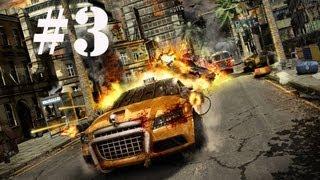 Zombie Driver HD - Gameplay Walkthrough - Part 3 (X360/PC/PS3) HD