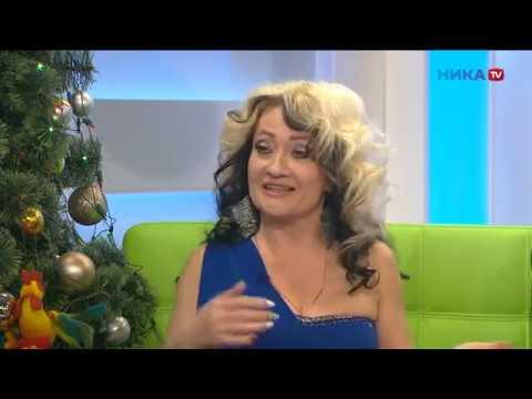 Ведущая праздников ОЛЬГА НИКИТИНА в эфире программы Легко на НИКА ТВ- Игры для новогоднего стола.