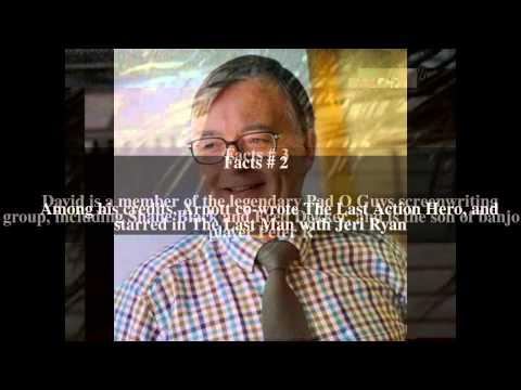 David Arnott Top # 5 Facts