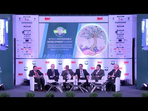 Corporate Conclave Panel Discussion - Day 2 WSDS 2018