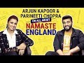 Arjun Kapoor and Parineeti Chopra on all about Namaste England | Pinkvilla | Bollywood