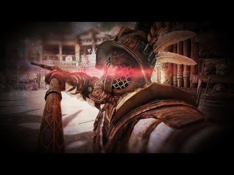 [For Honor] Deflects Crush Aramusha's Soul - Gladiator Duels