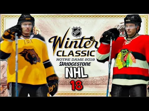 cheap for discount 38528 10c35 DESIGNING THE JERSEYS FOR THE 2019 WINTER CLASSIC IN NHL 18