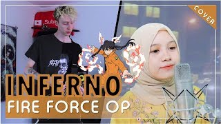 Cover images 【Rainych ft MattyyyM】 Inferno - Fire Force OP (cover)